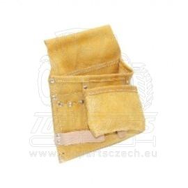 Kombinovaná kožená kapsa, 280x270mm