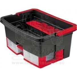 Box na nářadí platový 450x320x215mm KENNEDY