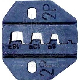 Náhradní čelisti na izolované svorky TCC008