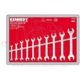Sada klíčů maticových oboustranných Cr-V DIN3110 11ks