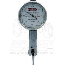 Číselníkový úchylkoměr testovací nemagnetický 32mm / 0,8mm