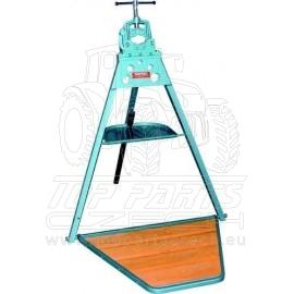Svěrák na trubky a stojan VPS055 / 8 - 55 mm