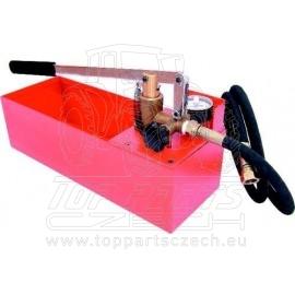 Čerpadlo na testování potrubí PTP060