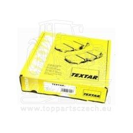 Brzdové destičky TEXTAR 29202