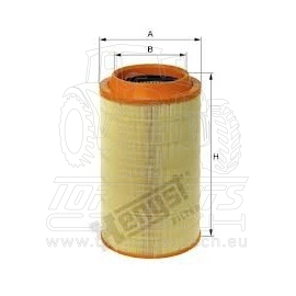 Palivový filtr HENGST E422KP D98