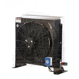 Chladič hydrauliky 24V, 30-210 l-hliník