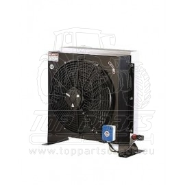 Chladič hydrauliky 12V, 30-210 l-hliník