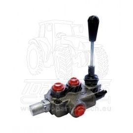 hydraulický rozvaděč jednočinný180bar/70l