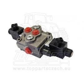 Elektrický rozvaděč 4 sekce DE SD5 G