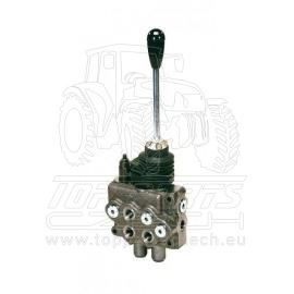 Hydraulický dvousekční rozvaděč 180bar/45 l