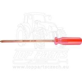 Šroubovák křížový nejiskřivý PH1 délka 75mm KENNEDY (KEN5754520K)