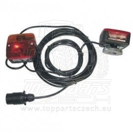 Světla kabel s magnetem 10/4m