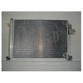 Chladič klimatizace Iveco Tector
