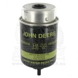 RE509208 Palivový předfiltr JD, šroubovací