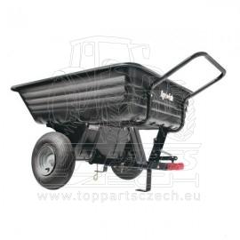 450345 Přívěsný vozík 160 kg plast