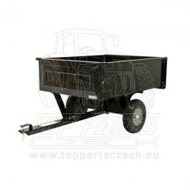 450303 Přívěsný vozík plech. 160 kg