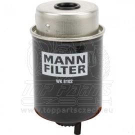 WK8102 Výměnný palivový filtr