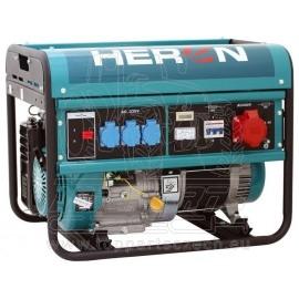 elektrocentrála benzínová 13HP/6,0kW (400V) 2,2kW (230V)