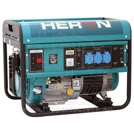 elektrocentrála benzínová 13HP/5,5kW, pro svařování