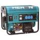 elektrocentrála benzínová 13HP/5,5kW, pro svařování, elektrický start
