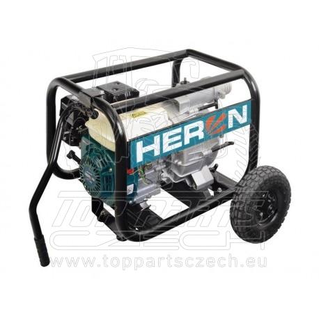 čerpadlo motorové kalové 6,5HP, 1300l/min
