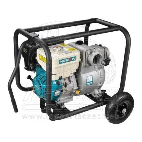 čerpadlo motorové kalové 9HP, 1210l/min