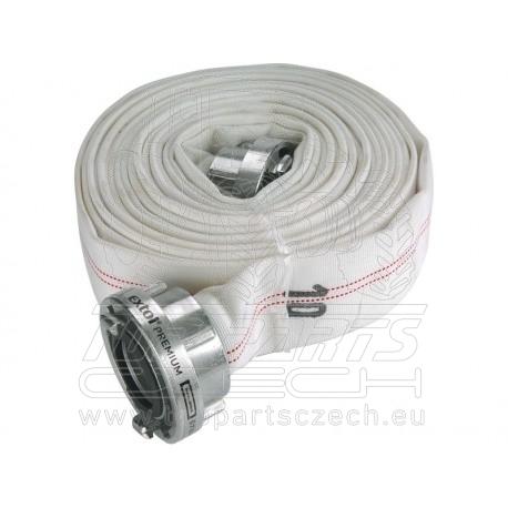 hadice C52, 10m se spojkami, PVC, oplet PES