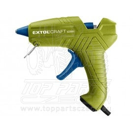 pistole tavná lepící,∅11mm, 40W