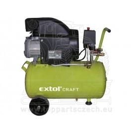 kompresor olejový, 1500W