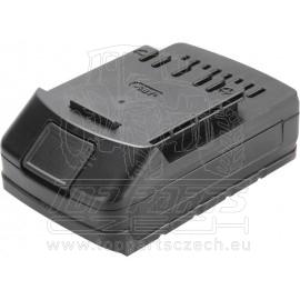 baterie akumulátorová 18V, Li-ion, 1300mAh