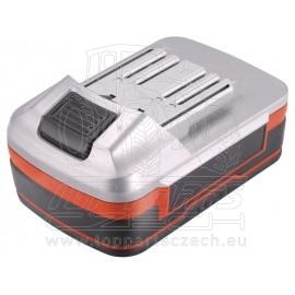 baterie akumulátorová 18V, Li-ion, 1500mAh