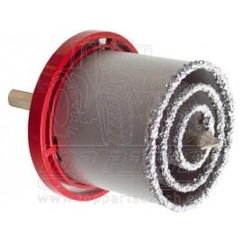 vrtáky vykružovací s karbid. ostřím,∅33-53-73mm