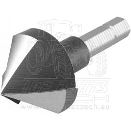 záhlubník kuželový 90°,∅25mm, HSS