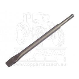 sekáč plochý SDS plus, 250x14mm, hrot 40mm