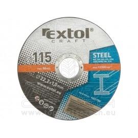kotouče řezné na kov, 5ks, 125x2,5x22,2mm