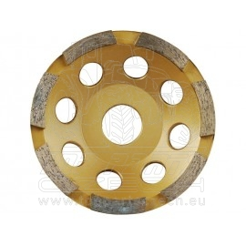 kotouč diamantový brusný jednořadý, 150x22,2mm