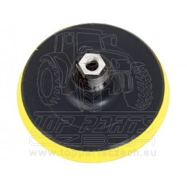 nosič brusných výseků - M14, suchý zip,∅125mm