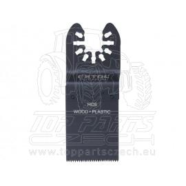 list pilový zanořovací na dřevo 2ks, 34mm, HCS