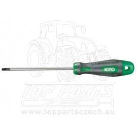 šroubovák TORX prodloužený, T 7x150mm, S2