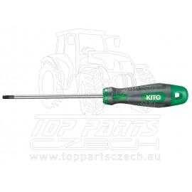 šroubovák TORX prodloužený, TTa 15x200mm, S2