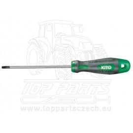šroubovák TORX prodloužený, TTa 25x200mm, S2