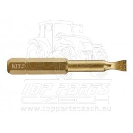 hrot, 3x50mm, S2/TiN