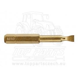 hrot, 4x50mm, S2/TiN