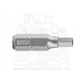 hrot imbus, H 4x25mm, S2