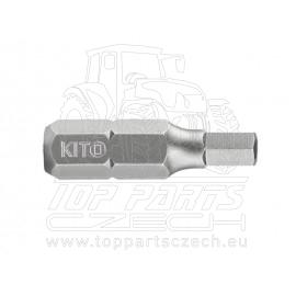hrot imbus, H 6x25mm, S2