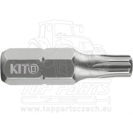 hrot TORX vrtaný, TTa 10x25mm, S2