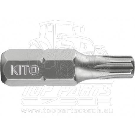 hrot TORX vrtaný, TTa 45x25mm, S2