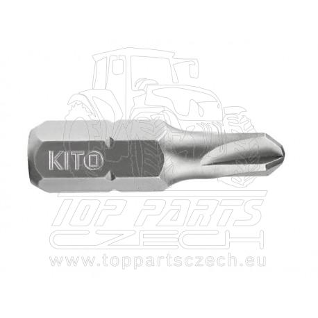 "hrot ""Torq set"", TS 4x25mm, S2"