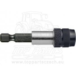 """držák hrotů """"Fix-Clip"""" magnetický, 1/4""""x60mm, S2"""