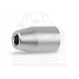 "1/4"" adaptér na hroty, L 26mm"